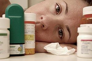 лечим насморк