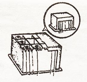 коробка для катушек