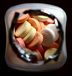 осторожнее с таблетками!