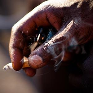 курить