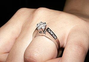 Лучшие друзья девушек - алмазы